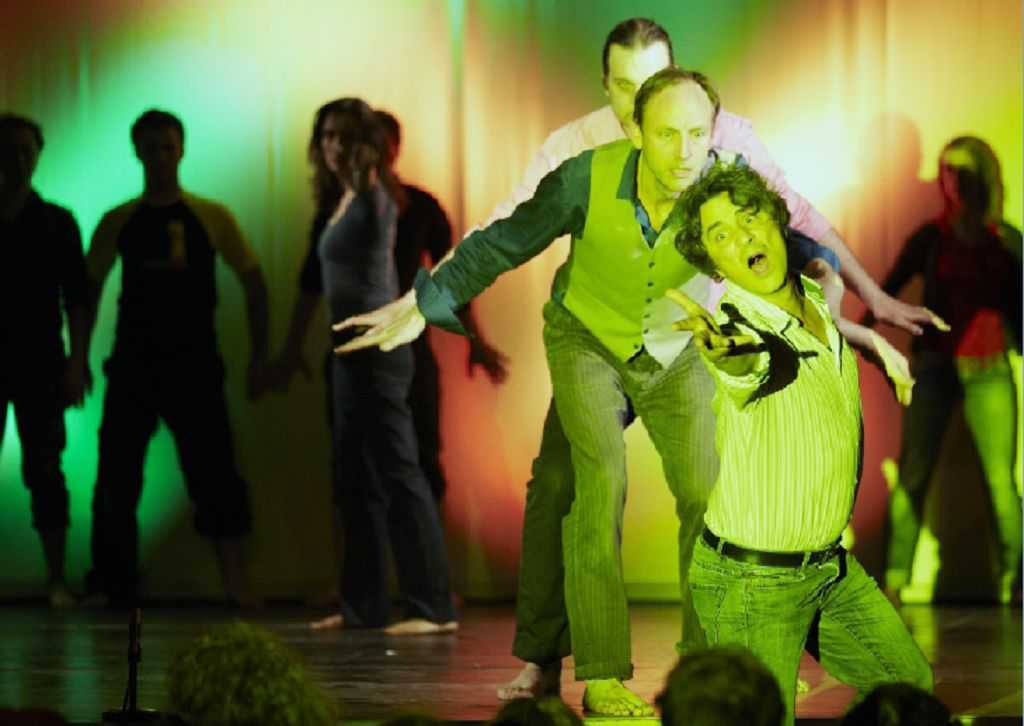 Die_Gorillas_Impro-Theater_Berlin
