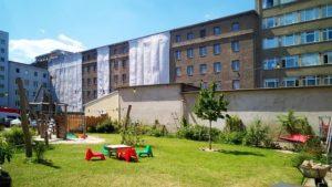 Hausprojekt WiLMA 19 Garten
