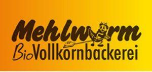 Bio-Vollkornbäckerei Mehlwurm Berlin – Logo